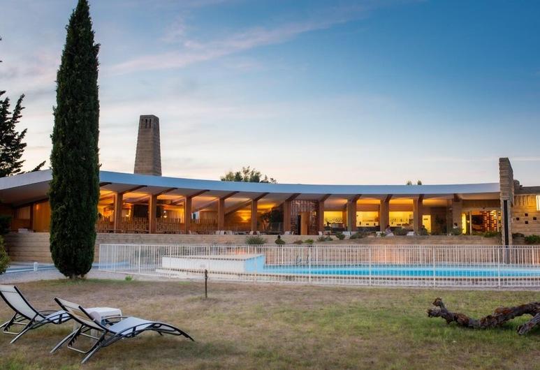 Hotel Les Cabanettes, Arles, Hotellfasad