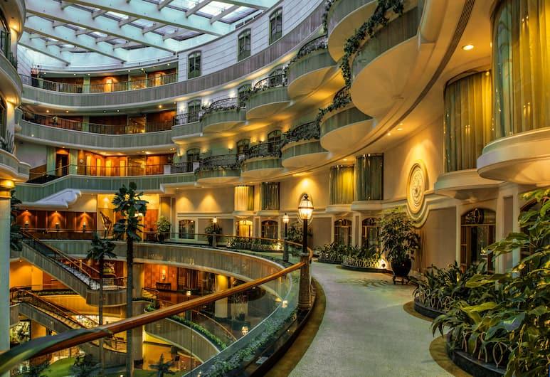 Sunshine Hotel Shenzhen, Shenzhen, Prostor za sjedenje u predvorju