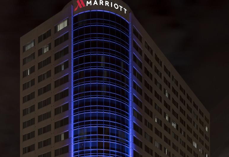 Kansas City Marriott Country Club Plaza, קנזס סיטי, חזית המלון - ערב/לילה