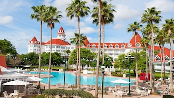 Lake Buena Vista bölgesindeki Disney's Grand Floridian Resort & Spa resmi