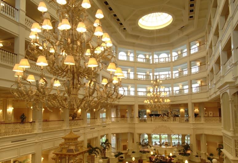 Disney's Grand Floridian Resort & Spa, Lake Buena Vista, Lobby
