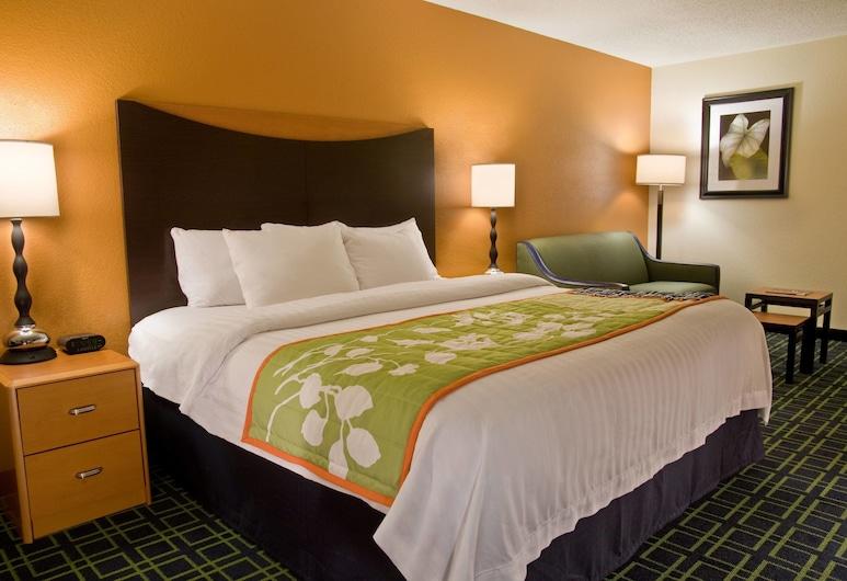 Fairfield Inn & Suites Spokane Downtown, Spokane, Pokoj, dvojlůžko (200 cm), nekuřácký, Pokoj