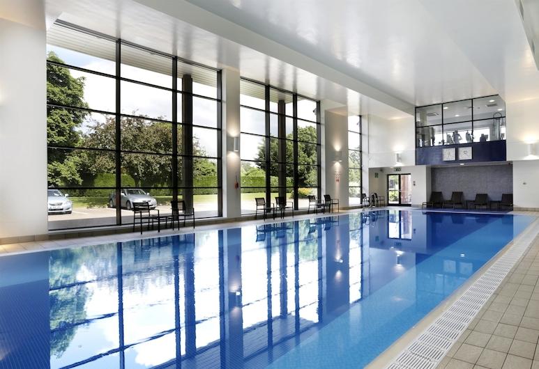 Macdonald Alveston Manor Hotel, Stratford-upon-Avon, Indoor Pool