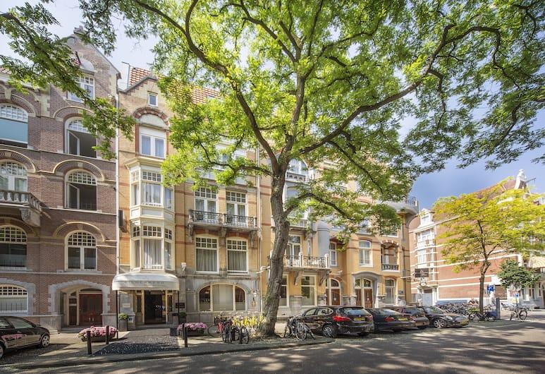 Bilderberg Hotel Jan Luyken, Amsterdam, Ingang van hotel