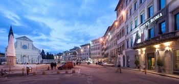 A(z) Hotel Roma hotel fényképe itt: Firenze