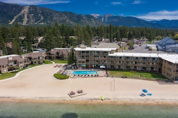 Foto van Tahoe Lakeshore Lodge & Spa in South Lake Tahoe