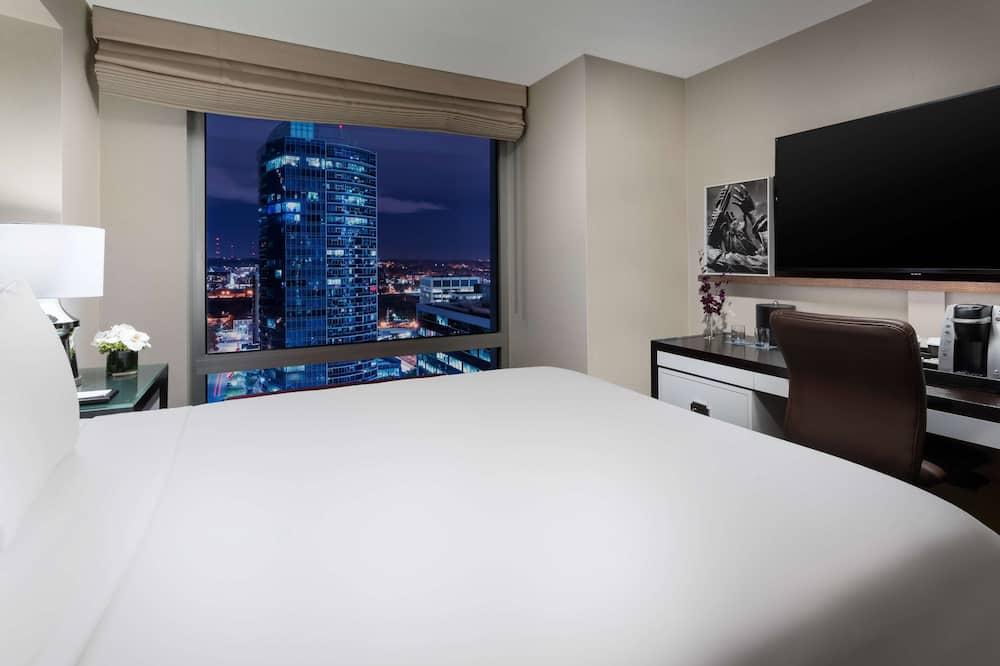 Room, 1 King Bed (High Floor) - City View