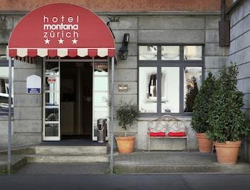 Zurich — zdjęcie hotelu Hotel Montana Zürich