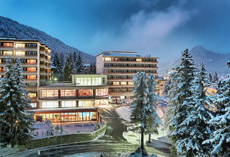 Sunstar Hotel Davos, Davos, Hotelfassade