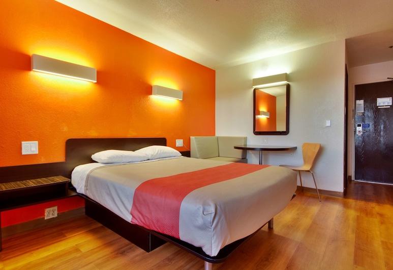 Motel 6 Dallas, TX - Fair Park, Dallas, Habitación estándar, 1 cama Queen size, para fumadores, Habitación