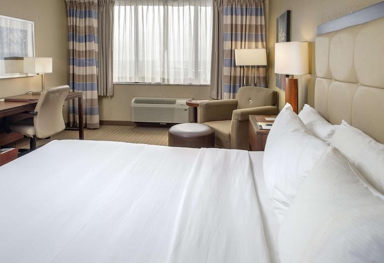 DoubleTree by Hilton Hotel St. Louis Westport, Maryland Heights, Gästrum