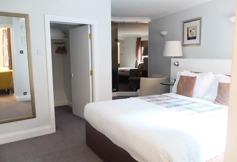 Basil Street Apartments, London, Apartment, 1 Bedroom, Room
