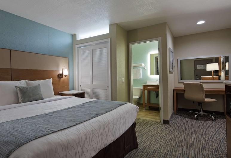 Best Western Carlsbad by the Sea, Carlsbad, Quarto Standard, 1 cama king-size, Não-fumadores, Micro-ondas, Quarto