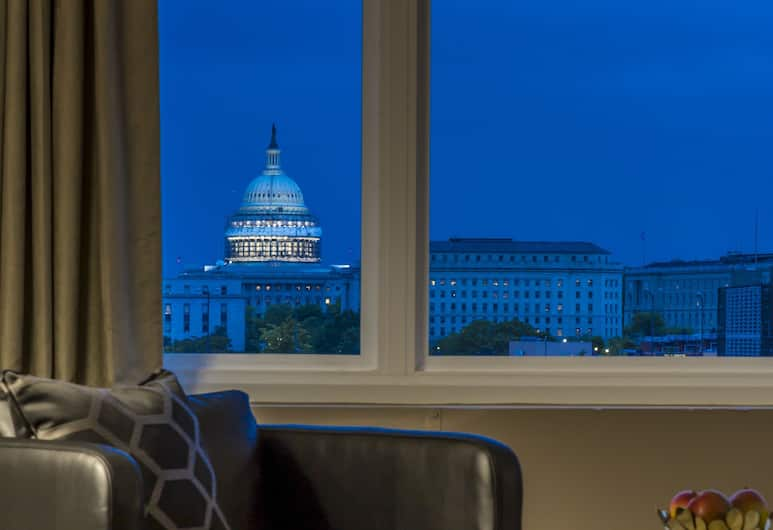 Capitol Skyline, Washington, Guest Room