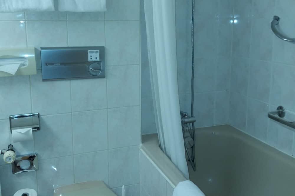 Habitación individual Deluxe, 1 cama doble - Baño