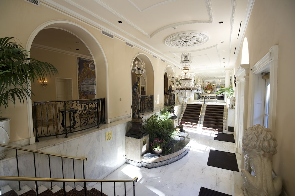 Omni Royal Orleans Hotel New Interior Entrance