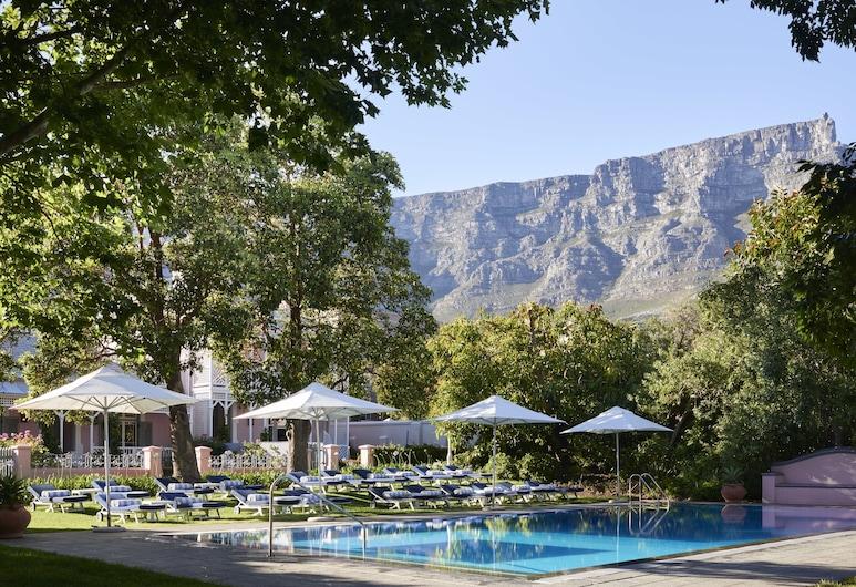Mount Nelson, A Belmond Hotel, Cape Town, Cape Town, Suite (Garden Cottage), Utendørsbasseng