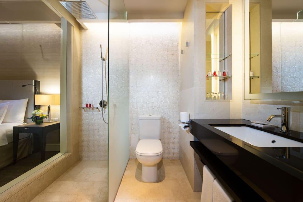 Premier Single Room - Bathroom