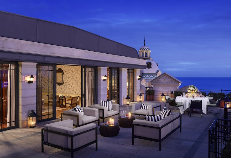 Hotel Metropole, Monte Carlo, Monaco, Suite, Terrasse/Patio