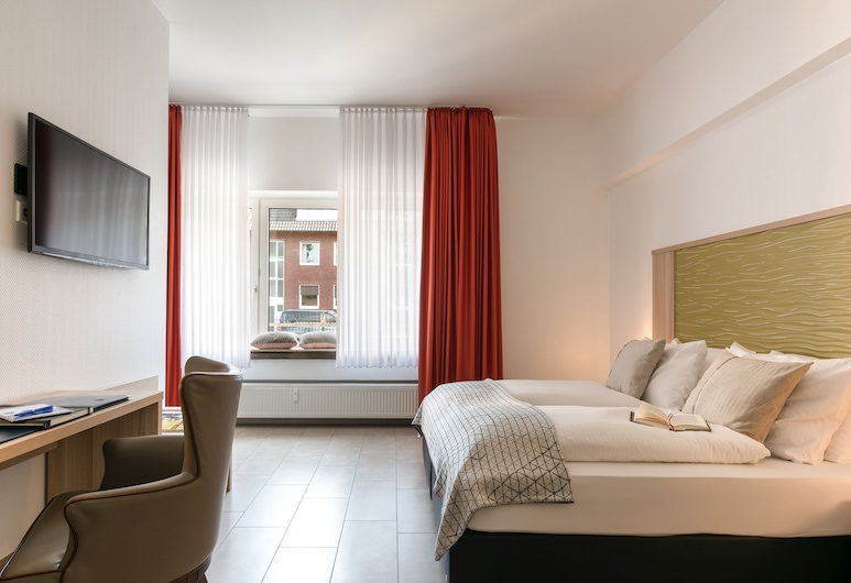 Hotel Europa, Münster, Apartment, Guest Room