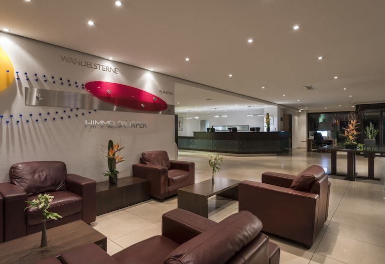 Mercure Hotel Mannheim am Friedensplatz, Mannheim, Lobby Lounge