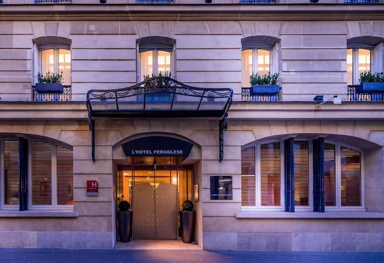 L'HOTEL PERGOLESE Paris, Pariis
