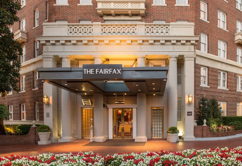 The Fairfax at Embassy Row, Washington, D.C., וושינגטון