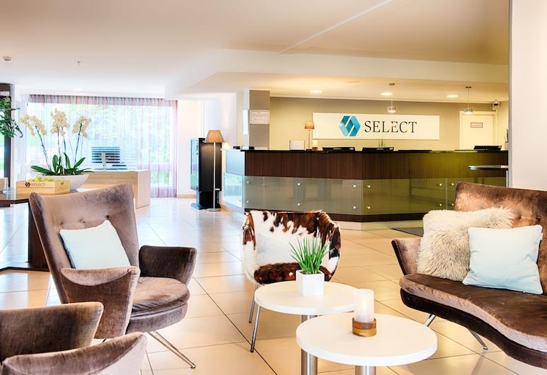 Select Hotel Mainz, Mainz, Sohvabaar fuajees