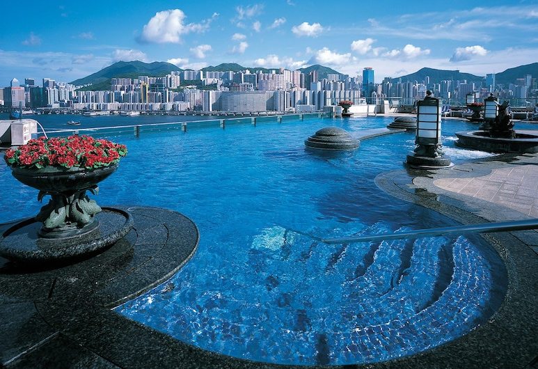 Harbour Grand Kowloon, Kowloon, Utomhuspool