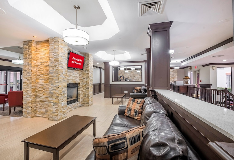 Red Roof Inn PLUS+ & Suites Knoxville West – Cedar Bluff, Knoxville, Lobby