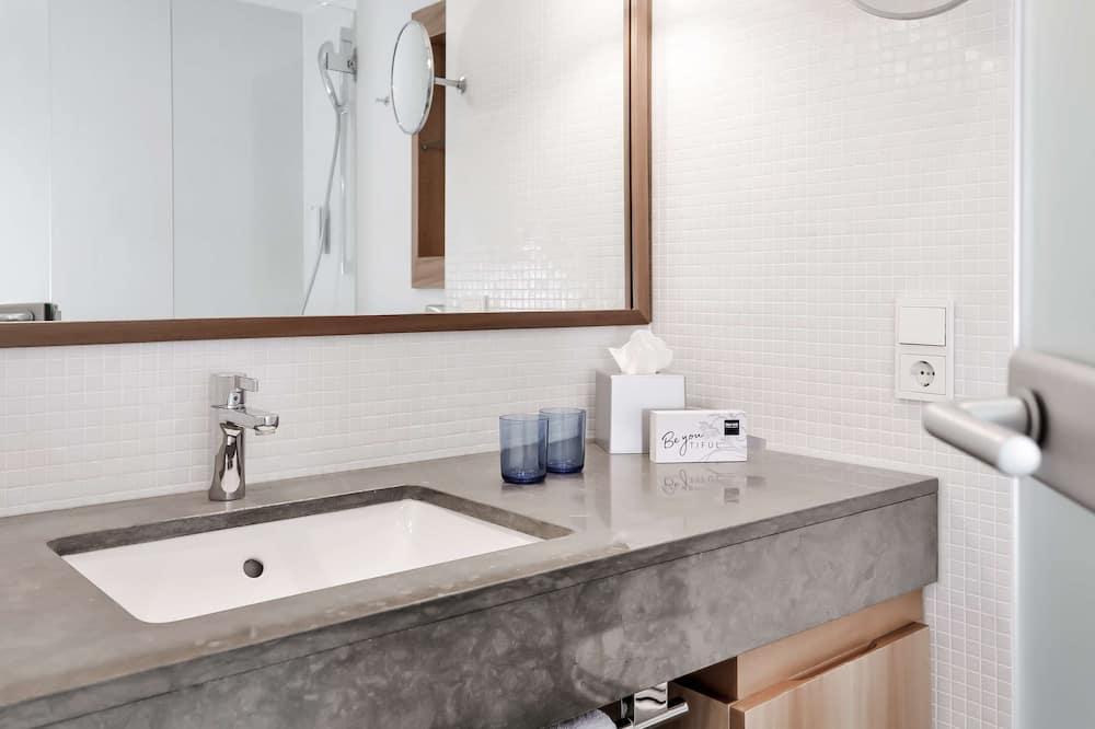 高級客房, 2 張單人床 - 浴室