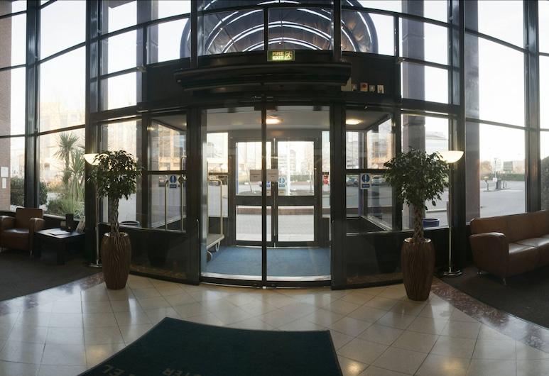 Copthorne Hotel Manchester, Salford, Interior Entrance