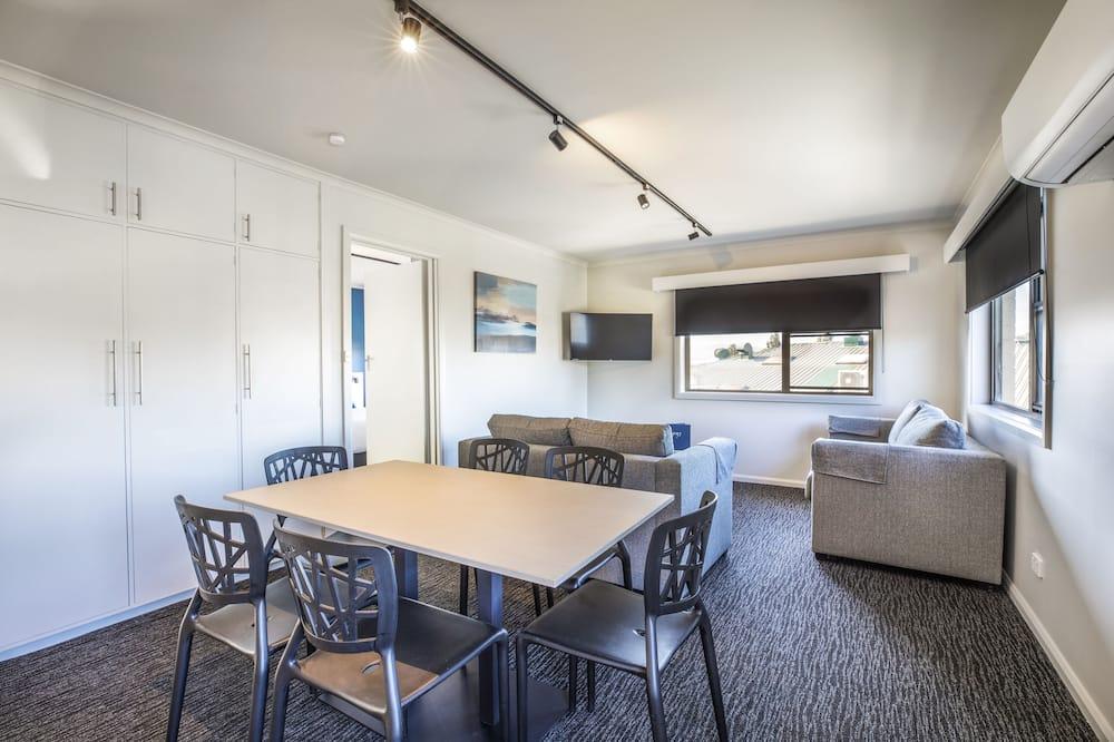 Three Bedroom Apartment - Living Area