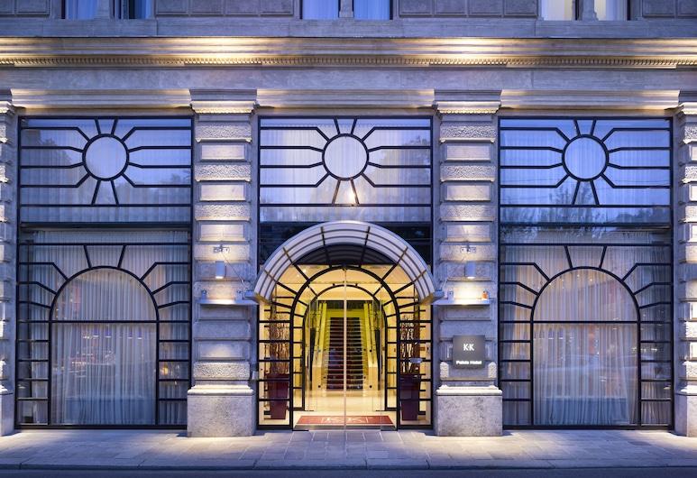 K+K Palais Hotel, Viyana, Otel Girişi