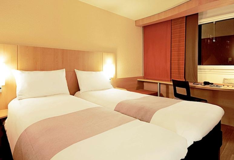 宜必思安特衛普中心飯店, 安特衛普, 標準客房, 2 張單人床, 客房