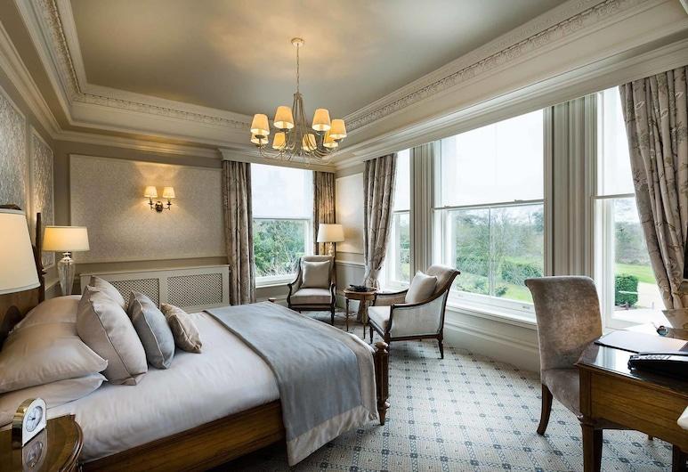 Down Hall Hotel, Bishop's Stortford, Pokoj