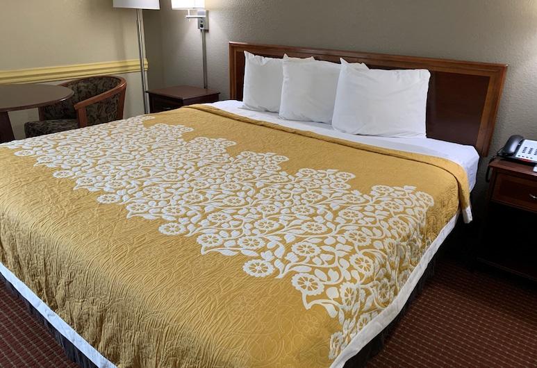 Days Inn by Wyndham Winchester, Vinčesteris, Kambarys, 1 didelė dvigulė lova, Rūkantiesiems, Svečių kambarys