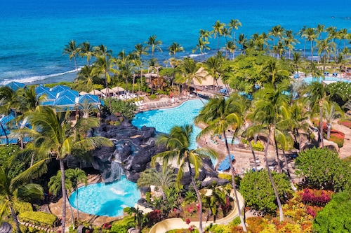 希爾頓夏威夷唯客樂度假村/