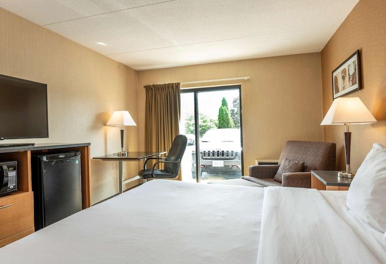 Comfort Inn Magnetic Hill, มองก์ตัน, Comfort Care, เตียงควีนไซส์ 1 เตียง, ปลอดบุหรี่, ชั้นล่าง, ห้องพัก