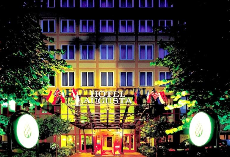 Hotel Garni Augusta, Augsburg, Hotelfassade