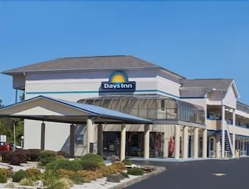 Nuotrauka: Days Inn by Wyndham Greeneville, Greeneville