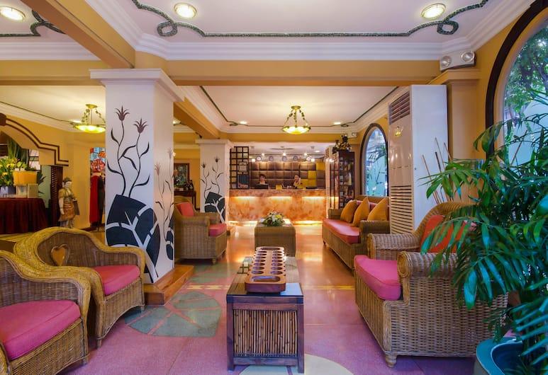 베스트 웨스턴 호텔 라 코로나 마닐라, 마닐라, 로비