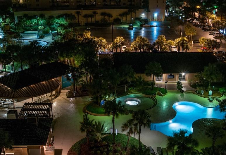Embassy Suites by Hilton Myrtle Beach Oceanfront Resort, Myrtle Beach, Hồ bơi ngoài trời