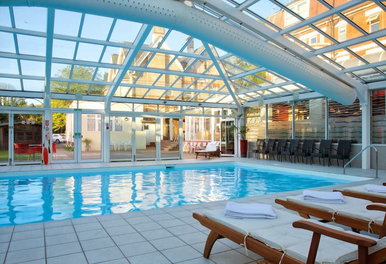 Bournemouth West Cliff Hotel, Bournemouth, Pool