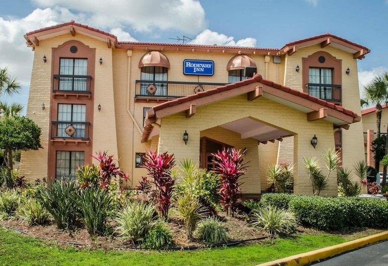 Rodeway Inn Near Ybor City - Casino, Тампа, Екстер'єр