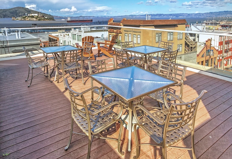 Suites At Fishermans Wharf, San Francisco, Terrace/Patio