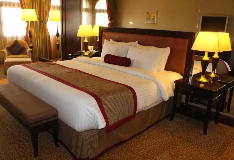 فندق موڤنبيك كراتشي, كراتشي, جناح - غرفة نوم واحدة, غرفة نزلاء