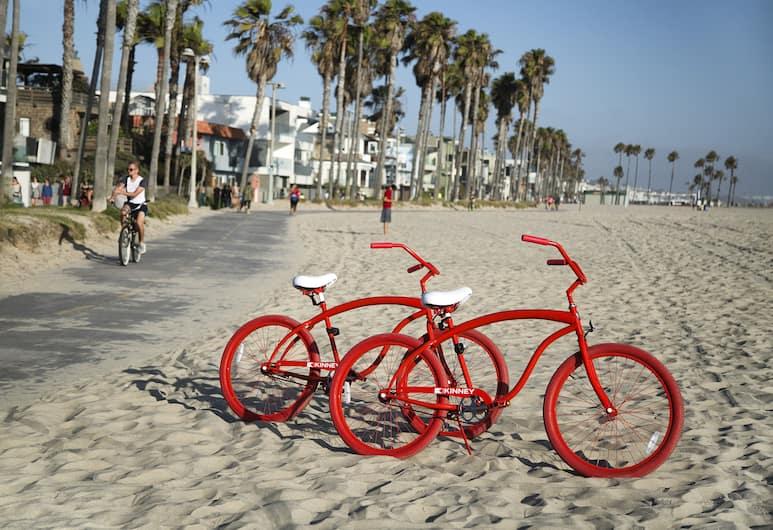 The Kinney - Venice Beach, Venice, Bicycling