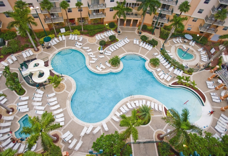 Club Wyndham Palm-Aire, Pompano Beach, Outdoor Pool