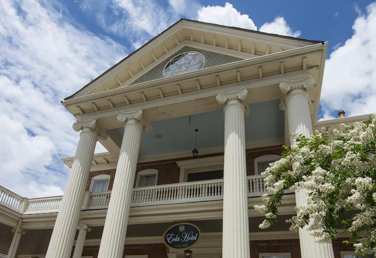 The Guest House Historic Mansion, Natchez, Außenbereich